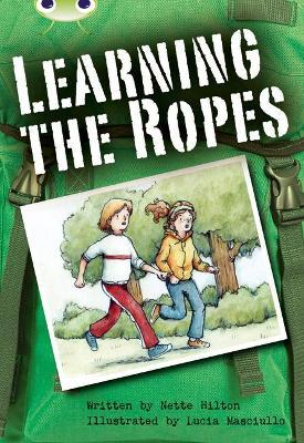 BC Brown B/3B Learning the Ropes BC Brown B/3B Learning the Ropes Brown B/3b by Nette Hilton