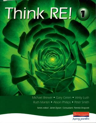 Think RE: Pupil Book 1 by Pamela Draycott, Alison Phillips, Cavan Wood