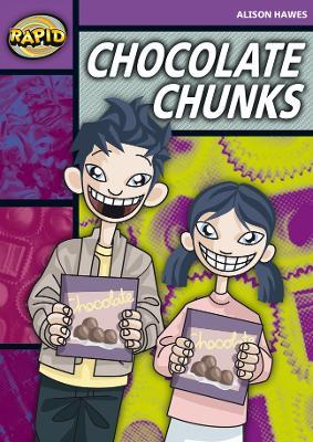 Rapid Stage 1 Set B: Chocolate Chunks (Series 1) by Alison Hawes