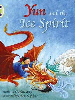 BC Turquoise B/1A Yun and the Ice Spirit by Charlotte Raby