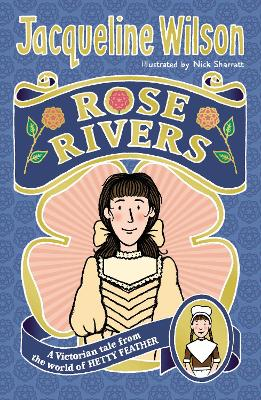 Cover for Rose Rivers by Jacqueline Wilson