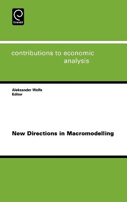 New Directions in Macromodelling by Aleksander Welfe