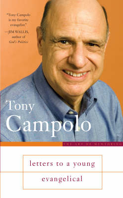Letters to a Young Evangelical by Tony Campolo