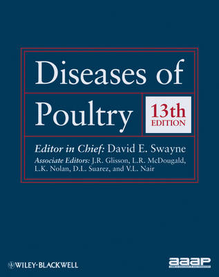 Diseases of Poultry by David E. Swayne