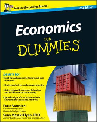 Economics For Dummies by Peter Antonioni, Sean Masaki Flynn