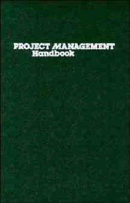 Project Management Handbook by David I. Cleland