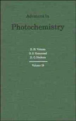 Advances in Photochemistry by David H. Volman
