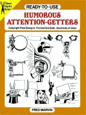 Ready-to-Use Humorous Attention-Getters by Fred Marvin