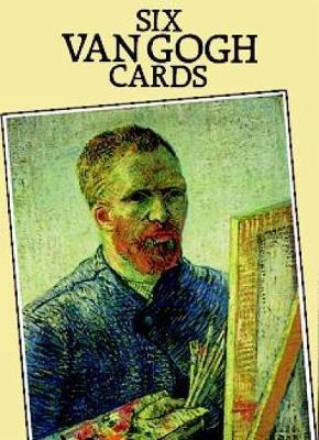 Six Van Gogh Cards by Vincent Van Gogh