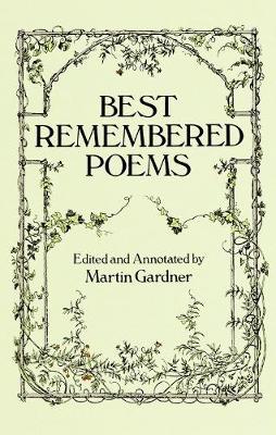 Best Remembered Poems by Martin Gardner