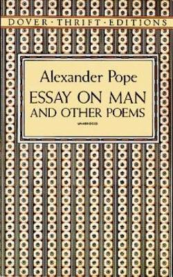 Essay on Man and Other Poems by Alexander Pope