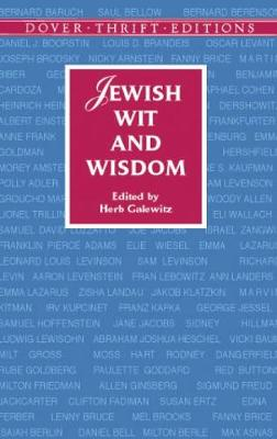 Jewish Wit and Wisdom by Herb Galewitz