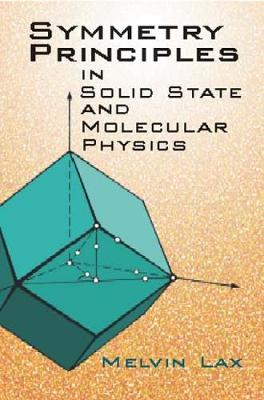 Symmetry Principles in Solid State by LAX