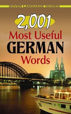 2, 001 Most Useful German Words by M. Charlotte, Ph.D. Wolf