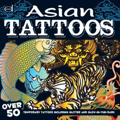 Asian Tattoos by Dover
