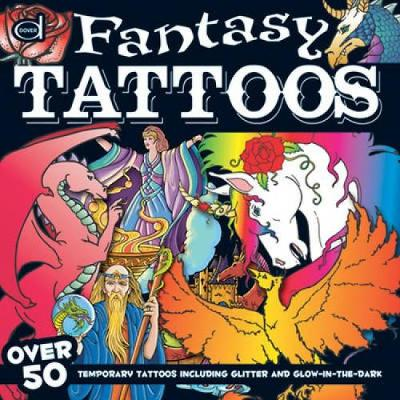 Fantasy Tattoos by Dover