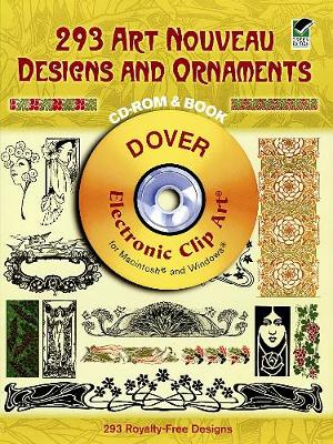 289 Art Noveau Designs and Ornaments by Dover