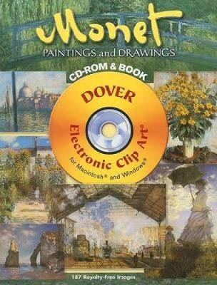 Monet Paintings and Drawings by Carol Belanger Grafton
