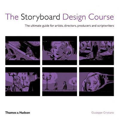 Storyboard Design Course by Giuseppe Cristiano
