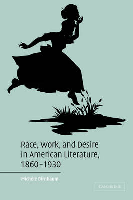 Race, Work, and Desire in American Literature, 1860-1930 by Michele (University of Puget Sound, Washington) Birnbaum