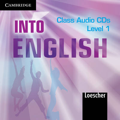 Into English Level 1 Class Audio CDs (3) Italian Edition by Herbert Puchta, Jeff Stranks