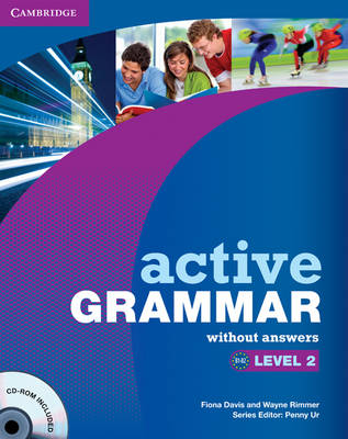 Active Grammar Level 2 without Answers and CD-ROM by Fiona Davis, Wayne Rimmer
