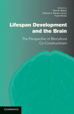 Lifespan Development and the Brain The Perspective of Biocultural Co-Constructivism by Paul B. Baltes