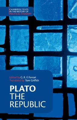 Plato: 'The Republic' by Plato