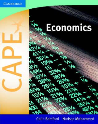 Economics for CAPE (R) by Colin Bamford