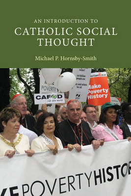 An Introduction to Catholic Social Thought by Michael P. (University of Surrey) Hornsby-Smith