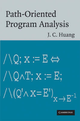 Path-Oriented Program Analysis by J. C. Huang