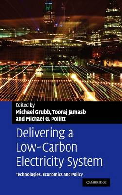 Delivering a Low Carbon Electricity System Technologies, Economics and Policy by Michael (University of Cambridge) Grubb