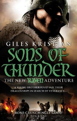 Raven: Sons of Thunder by Giles Kristian