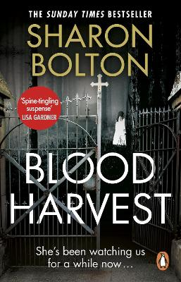 Blood Harvest by S. J. Bolton