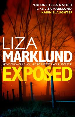 Exposed by Liza Marklund