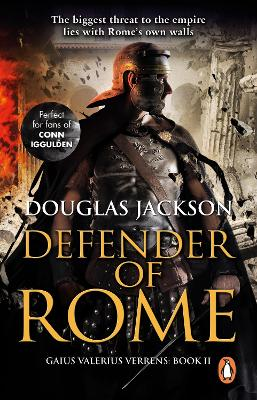 Defender of Rome by Douglas Jackson