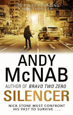 Silencer (Nick Stone Book 15) by Andy McNab