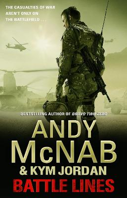 Battle Lines War Torn 2 by Andy McNab, Kym Jordan