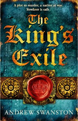 The King's Exile by Andrew Swanston