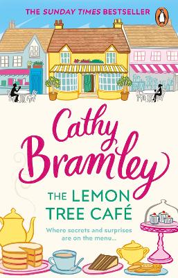 Cover for The Lemon Tree Cafe by Cathy Bramley