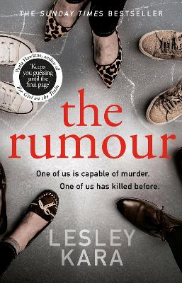Cover for The Rumour by Lesley Kara