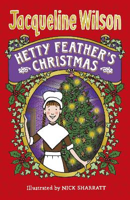 Cover for Hetty Feather's Christmas by Jacqueline Wilson