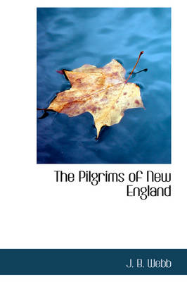 The Pilgrims of New England by J B Webb