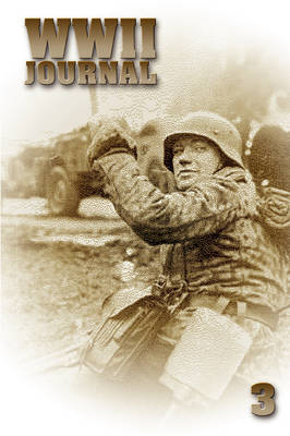 World War II Journal 3: Battle of the Bulge by Ray Merriam