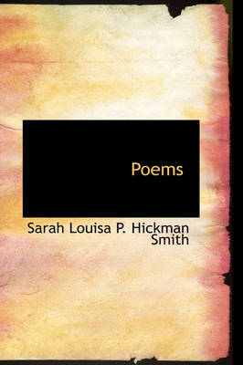 Poems by Lydia Louisa Anna Very