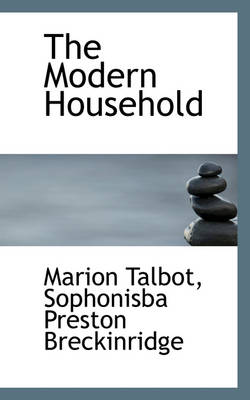 The Modern Household by Marion Talbot