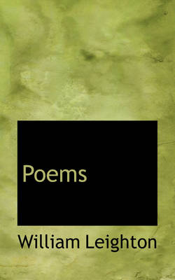Poems by Lord Leigh