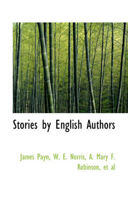 Stories by English Authors by James Payn