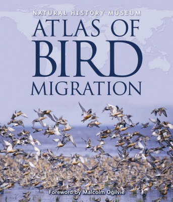 Natural History Museum Atlas of Bird Migration Tracing the Great Journeys of the World's Birds by Jonathan Elphick