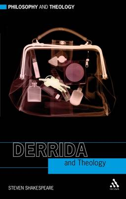 Derrida and Theology by Dr. Steven Shakespeare